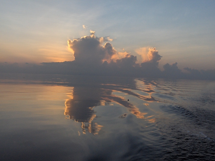 riflesso nuvole