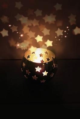luce stelle