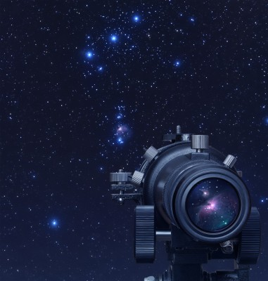 stelle spazio