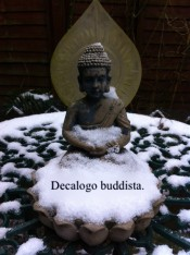 Buddha decalogo