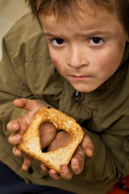 pane al povero