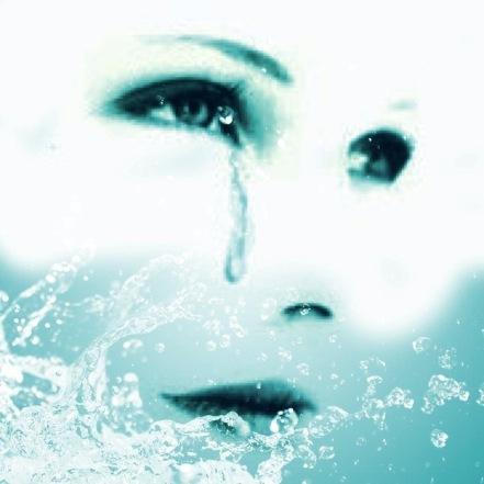 lacrime donna