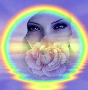 arcobaleno occhi