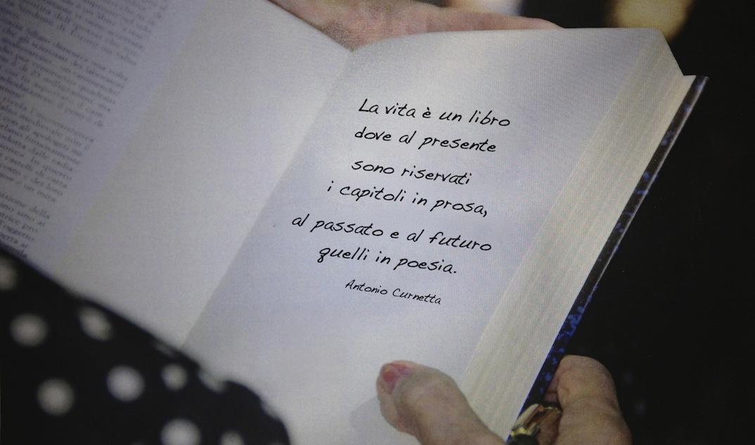 La Vita è Un Libro Antonio Curnetta In Ascolto Del Cuore