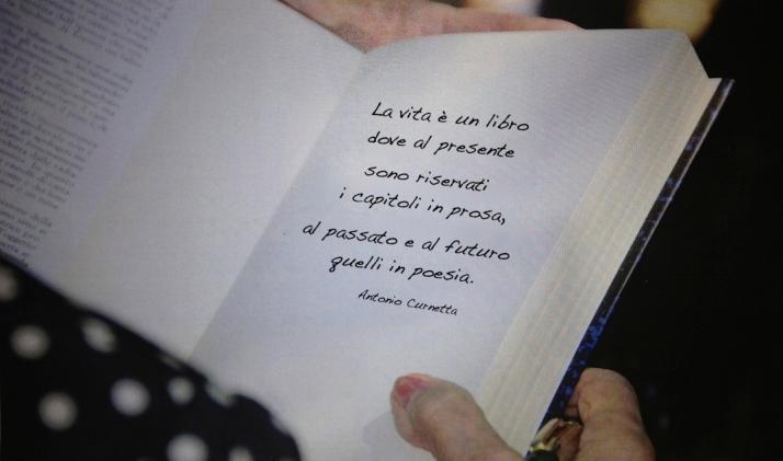 La vita è un libro - Antonio Curnetta