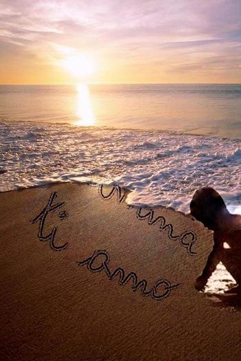 sabbia mare