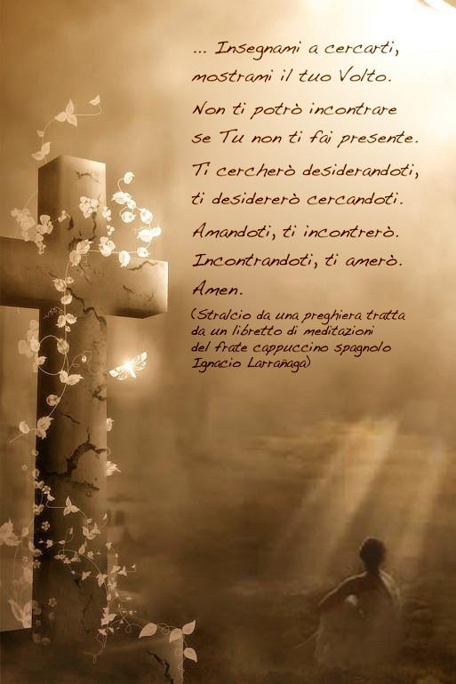 Preghiera ignacio larra aga in ascolto del cuore - Stampabile la preghiera del signore ...